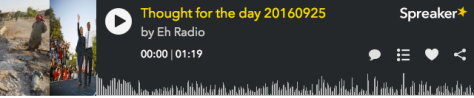 spreaker-morning-minute-2016-09-25