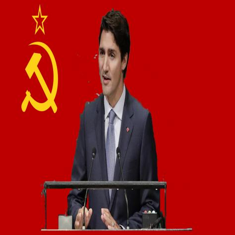 Communist Trudeau