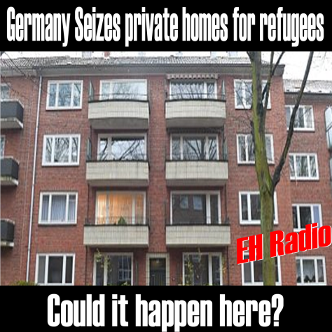 germany seizes private homes