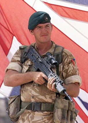 Sgt Alexander Blackman ORG