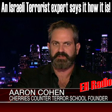 Aaron Cohen London Terror attack