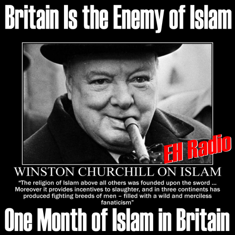 Britain is the Enemy of Islam