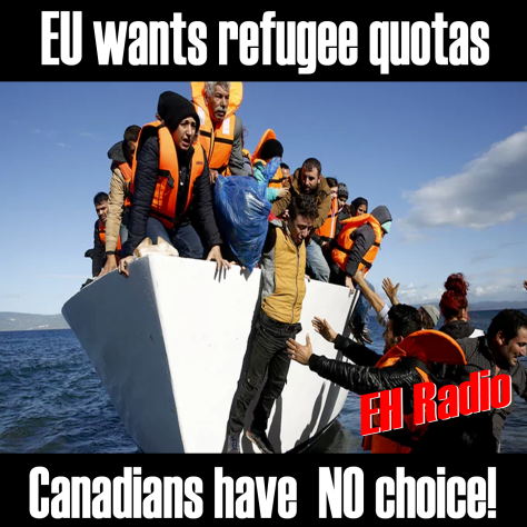 EU refugee quotas
