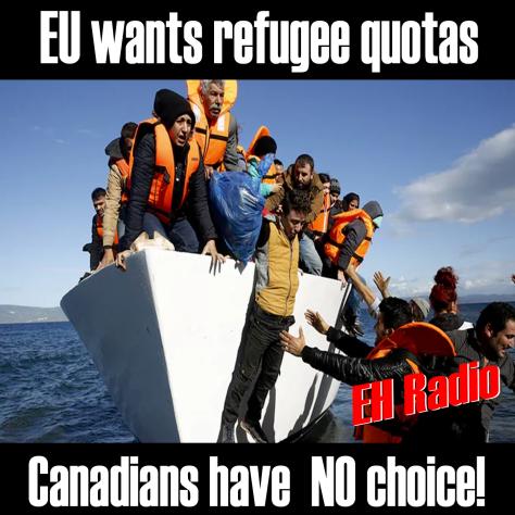 EU refugee quotas