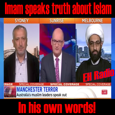 Imam speaks truth