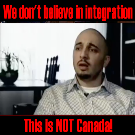 We don't believe in integration