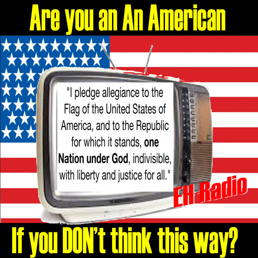 Are you an American?