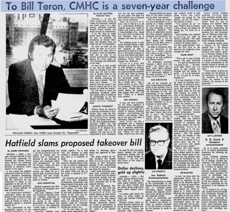 Bill Teron CMHC